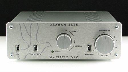 Graham Slee Audio Majestic DAC