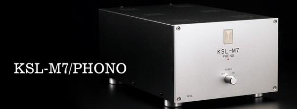 Kondo KSL-M7 Phono