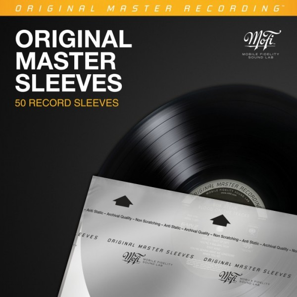 MFSL Original Master Sleeves