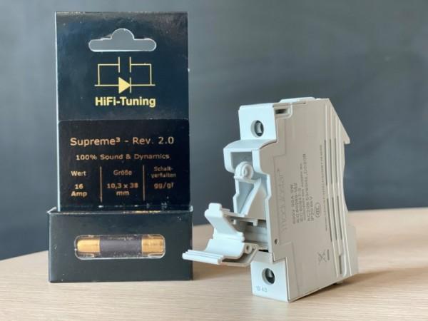 HiFi-Tuning Sicherungshalter