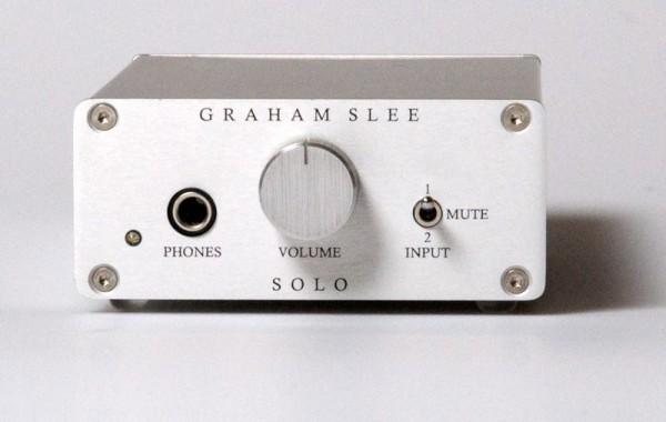 Graham Slee Audio Solo SRG II