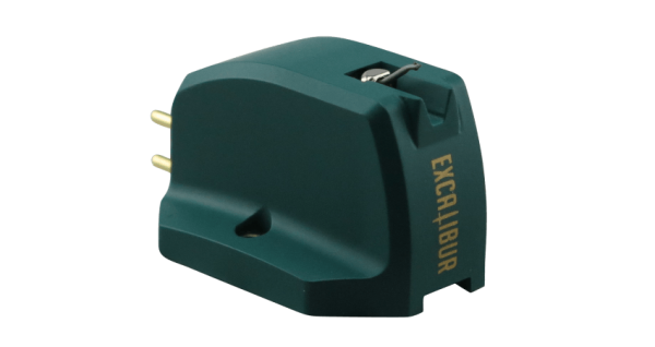 Excalibur Green MC Tonabnehmer