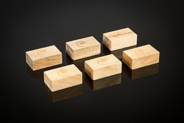 Cardas Audio Myrtle Wood Blocks S