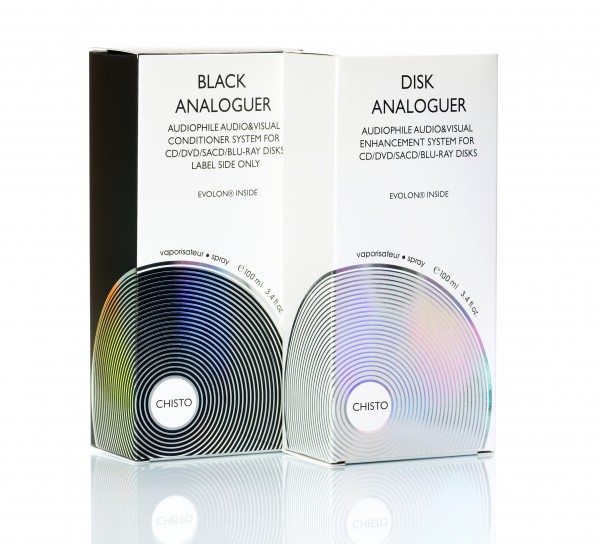 Chisto Disk & Black Analoguer Set