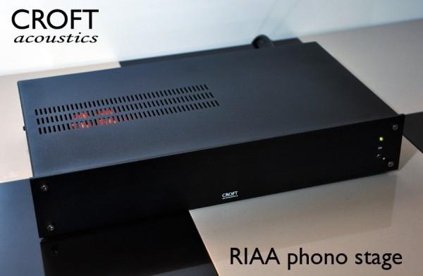 Croft RIAA Phono RS