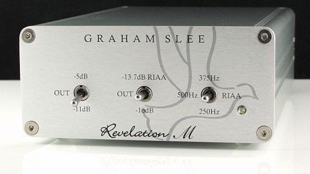 Graham Slee Audio Revelation
