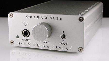 Graham Slee Audio Solo Ultralinear