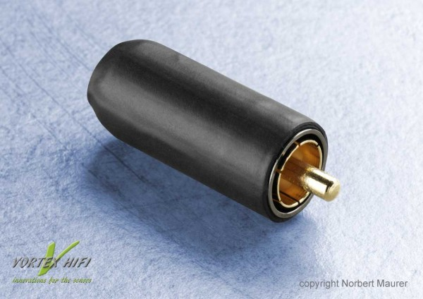 Vortex HiFi 75Ω RCA Diamant Nano Shield Plug